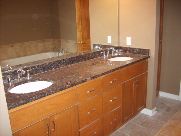 Granite Countertops Mn : Vanity tops, Shower walls and more!